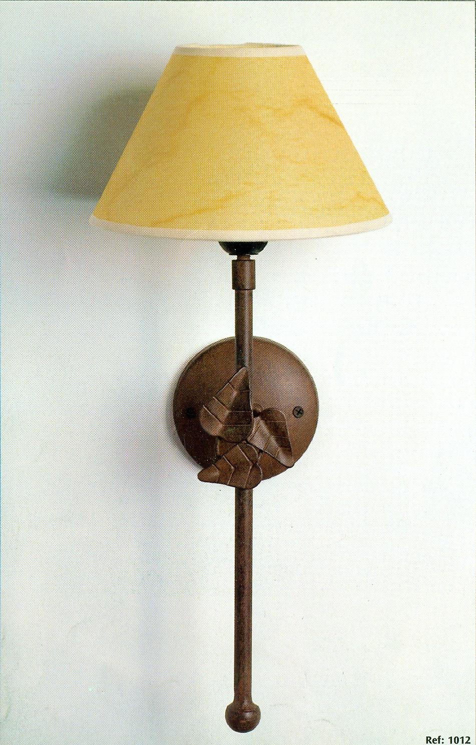 lamparas y apliques forja interior exterior privatsale