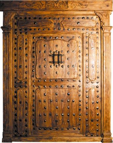 Portones y puertas privatsale - Cancelas de madera ...
